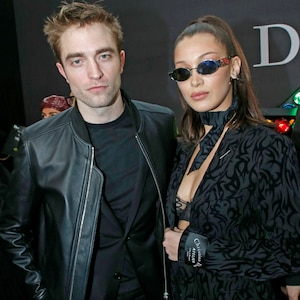 Robert Pattinson, Bella Hadid, Paris Fashion Week Men's